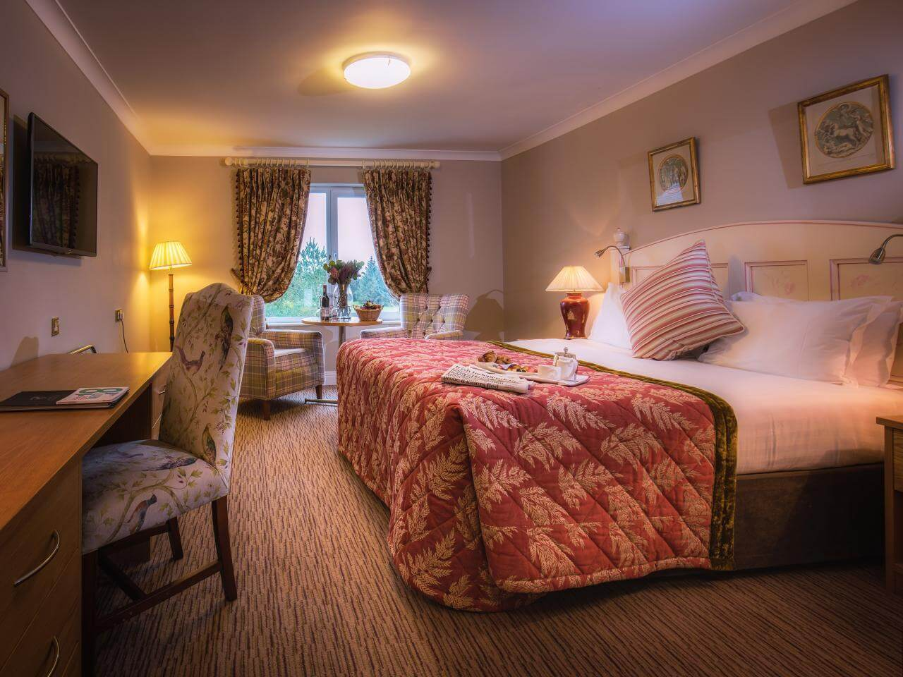 The Inn at Dromoland | 3* Hotel in Clare | Best Rates On Official Site